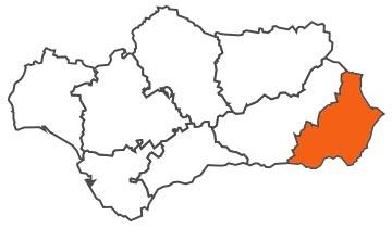 Asociaciones de FEDE en la provincia de Almería