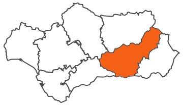 Asociaciones de FEDE en la provincia de Granada
