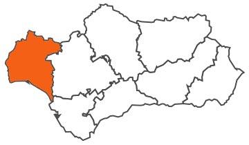 Asociaciones de FEDE en la provincia de Huelva