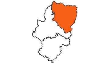 Asociaciones de FEDE en la provincia de Huesca
