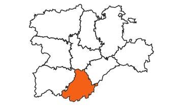 Asociaciones de FEDE en la provincia de Ávila