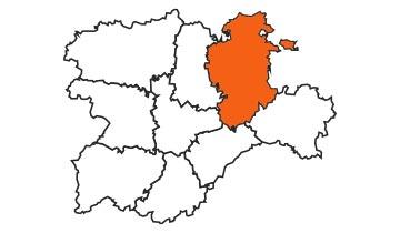 Asociaciones de FEDE en la provincia de Burgos