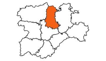 Asociaciones de FEDE en la provincia de Palencia