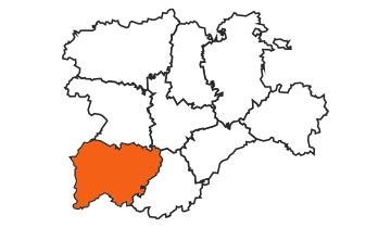 Asociaciones de FEDE en la provincia de Salamanca