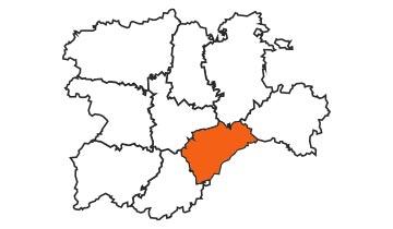 Asociaciones de FEDE en la provincia de Segovia