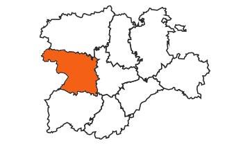 Asociaciones de FEDE en la provincia de Zamora