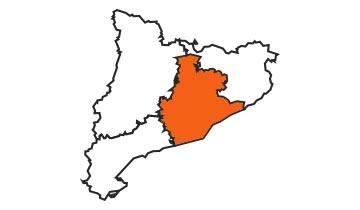 Asociaciones de FEDE en la provincia de Barcelona
