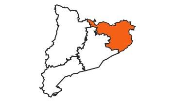Asociaciones de FEDE en la provincia de Girona
