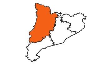 Asociaciones de FEDE en la provincia de Lleida