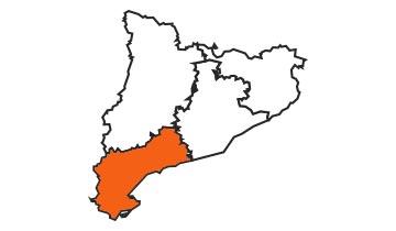 Asociaciones de FEDE en la provincia de Tarragona
