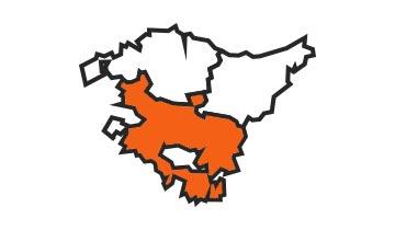 Asociaciones de FEDE en la provincia de Álava