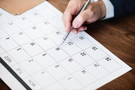 calendario para la implantacion del sistema flash