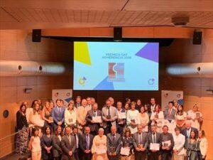 2a edicion de los premios oat adherencia