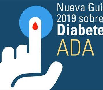 nueva guia de diabetes 2019