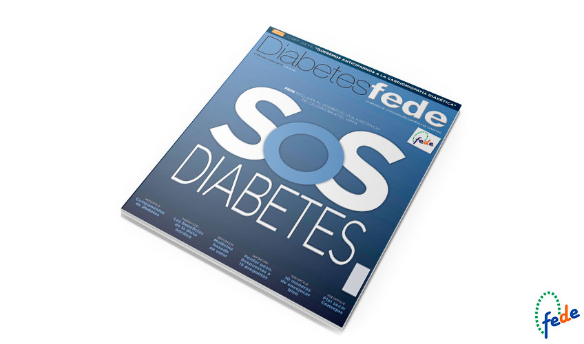 portada numero 55 diabetesfede