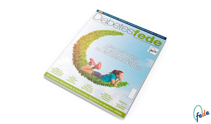 portada numero 61 diabetesfede