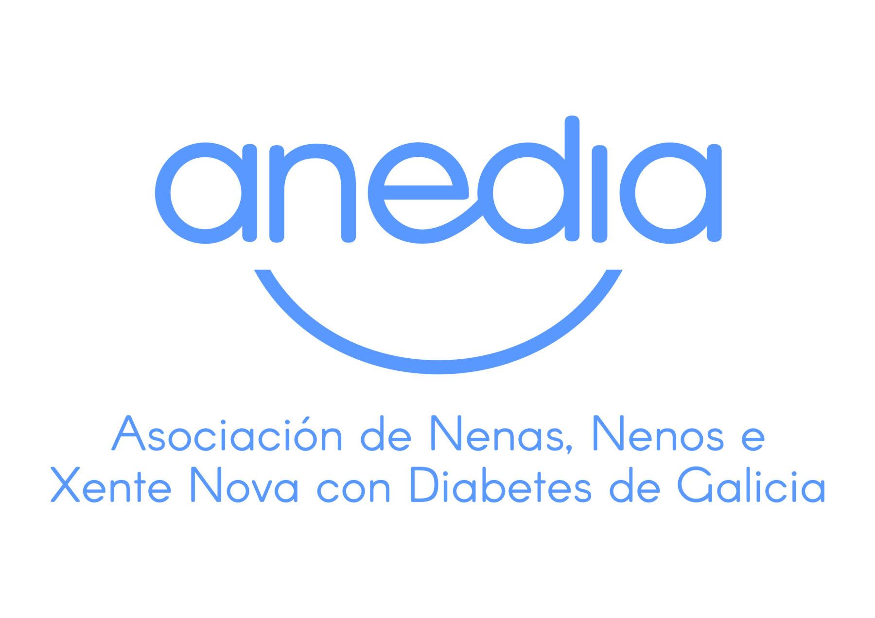 Asociación de Nenos, Nenas e Xente nova con diabetes de Galicia.